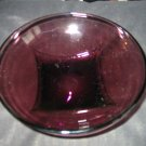 Moroccan Amethyst Bowl Round Hazel Atlas 13 Available Very Nice