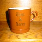Tom & Jerry Mug / Cup Marked Hall Very Nice Piece