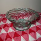 Hand Blown 2 Piece Pitcher and Bowl Very Pretty Set