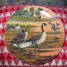 Winter Home by Donald Pentz Collector Plate 1987
