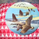 Southward Bound by Donald Pentz Collector Plate 1987