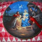 Gifts of the Magi by Hector Garrido Collector Plate