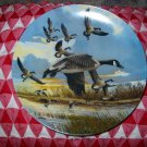 The Landing by Donald Pentz Collector Plate 1986