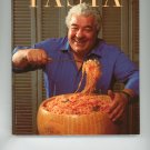 Passion For Pasta Cookbook by Antonio Carluccio