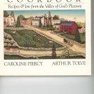 The Shaker Cookbook by Caroline Piercy & Arthur Tolve