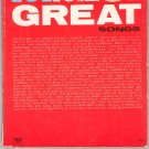 101 Great Songs Song Book Organ