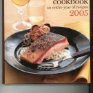 Food & Wine Annual Cookbook 2005
