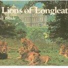 Vintage The Lions Of Longleat Souvenir Guide
