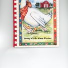 Recipes From The Flock Lovey Child Care Center Leroy New York Cookbook