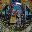 Little Musicians Collector Plate M.I. Hummel Little Companions What A BEAUTY Shipping Special