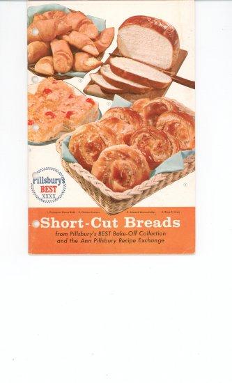 Pillsburys Best Short Cut Breads Recipe Book