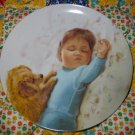Waiting To Play Collector Plate by Donald Zolan Shipping Special
