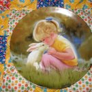 Tender Moment Collector Plate by Donald Zolan Shipping Special