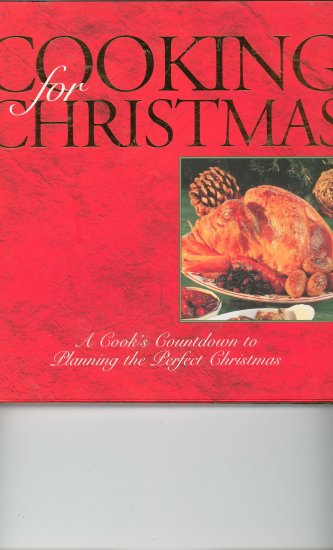 Cooking For Christmas Cookbook by Linda Doeser