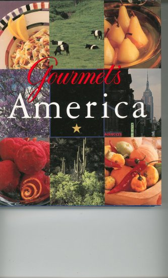 Gourmets America Cookbook