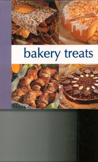 Bakery Treats Cookbook