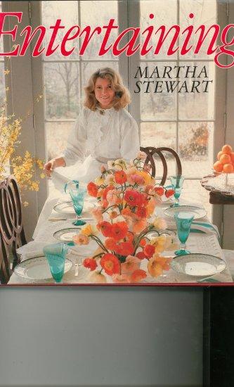 Entertaining Cookbook by Martha Stewart