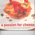 A Passion For Cheese Cookbook by Paul Gayler