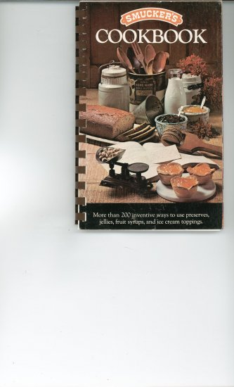 Smuckers Cookbook