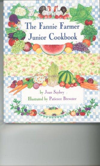 The Fannie Farmer Junior Cookbook by Joan Scobey