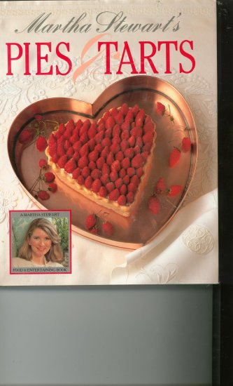 Martha Stewarts Pies & Tarts Cookbook