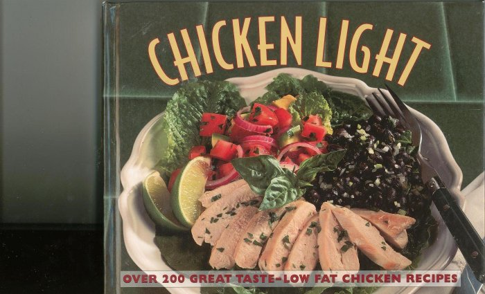 Chicken Light Cookbook