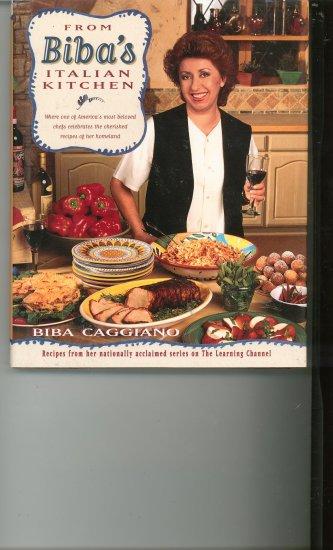 From Bibas Italian Kitchen Cookbook by Biba Caggiano