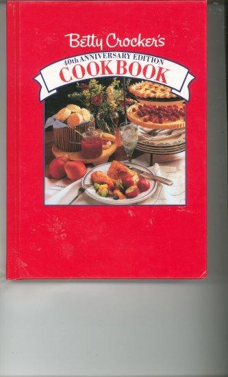 Betty Crockers 40th Anniversary Edition Cookbook