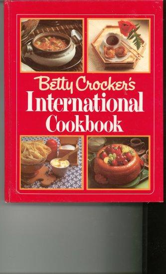Betty Crockers International Cookbook