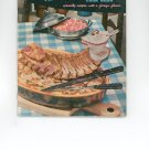 Around The World Cook Book Cookbook Vintage Over 50 Years Old