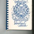 Ladies Auxiliary Knights Of St. John International Cookbook