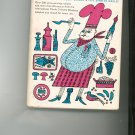 International Cuisine By The Worlds Great Chefs Cookbook Vintage Item