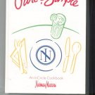 Pure & Simple An Incircle Cookbook by Neiman Marcus Very Nice