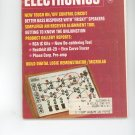 Popular Electronics Vintage Item April 1970 Not PDF