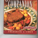 The Steaklovers Companion Cookbook by Frederick J. Simon