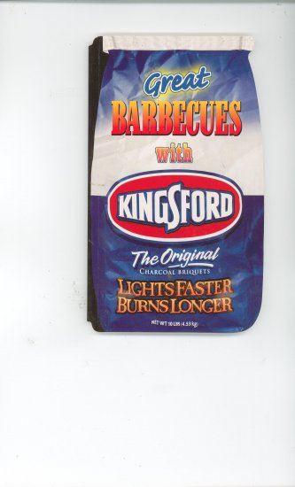 Great Barbecues With Kingsford Cookbook
