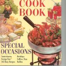Better Homes & Gardens Holiday Cook Book Cookbook Vintage Item
