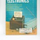 Popular Electronics Vintage Item October 1967
