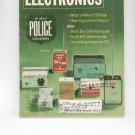 Popular Electronics Vintage Item August 1967