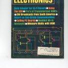 Popular Electronics Vintage Item January 1968