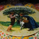 Easter Collector Plate by Don Spaulding Third Issue in The American Holidays Series