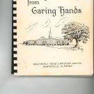 Tasty Recipes From Caring Hands Cookbook Regional Huntsville Alabama