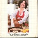 Cuisinart Classroom Cookbook by Abby Mandel