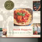 Little Italy Cookbook by David Ruggerio