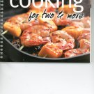 The Pampered Chef Cooking For Two & More Cookbook