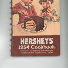 Vintage Hershey's 1934 Cookbook Revised Very Nice Item