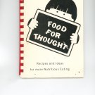 Food For Thought Cookbook Regional Schenectady County Dental NY