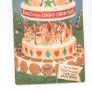 Bettry Crockers Cooky Carnival Cookbook Vintage Item