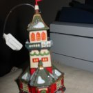 Dept 56 Santas Lookout Tower Ornament Classic Ornament Series From North Pole Series