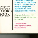 The New York Times Large Type Cookbook by Jean Hewitt 0883653532 Vintage